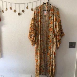 Spell and the Gypsy kimono